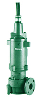 Myers® WG30-50 and WGX30/50 3-5 HP Submersible Grinder Pumps