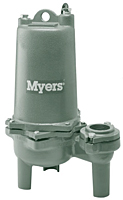 Myers® WHR5H - WHR20H 2 in. Solids Handling Sewage Pumps and Effluent Pumps