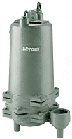 Myers® P50 and P100 Series Effluent S.T.E.P. Pumps
