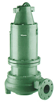 Myers® 6VC and 6VCX Series 6 in. Non-Clog Wastewater Pumps