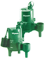 Myers® SRM4 Series Residential Sewage Pumps
