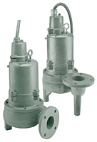 Myers® 3WHV and V3WHV 3 in. Non-Clog Wastewater Pumps