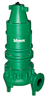 4RC and 4RCX Series 4 in. Non-clog Wastewater Pumps