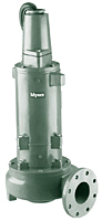 Myers® 4VHS and 4VHSX Series 4 in. Non-Clog Wastewater Pumps)