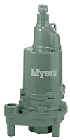 Myers® WGL20 Series 2 HP Grinder Pumps