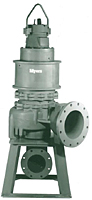 Myers® 12VLDP and 12VLXDP Series 12 in Non-Clog Wastewater Pumps