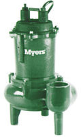 Myers® MW50 Series 2 in Solids Handling Sewage Pumps