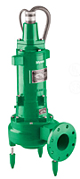 Myers® 4V and 4VX 4 in. Non-Clog Wastewater Pumps