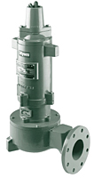 Myers® 4R and 4RX 4 in. Non-Clog Wastewater Pumps