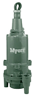 Myers® WG20/WGX20 Series 2 HP Submersible Grinder Pumps
