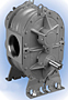 Roots™ Universal Rai® Rotary Positive Displacement Blowers Frames 22 Thru 718