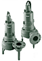 Myers® 4WHV and V4WHV 4 in. Non-Clog Wastewater Pumps
