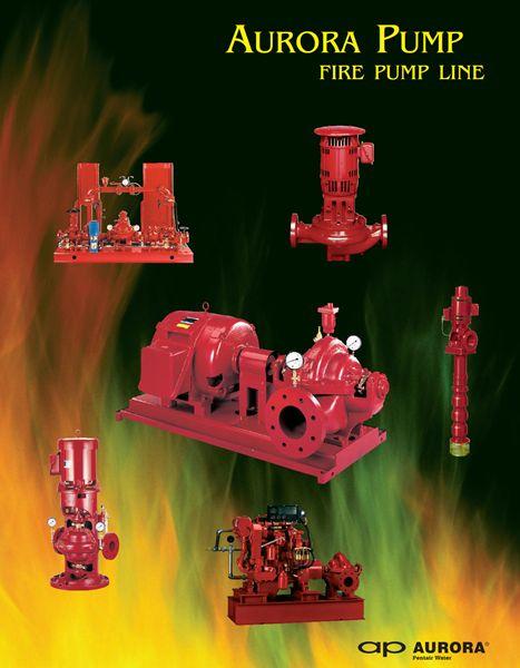 Aurora Vertical Inline Pumps
