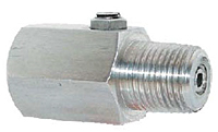 Blue Ribbon Pressure Snubber with Choke Valve