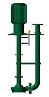 Vaughan® Vertical Wet Well Chopper Pumps
