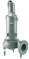 Myers® 6VH and 6VHX Series 6 in. Non-Clog Wastewater Pumps