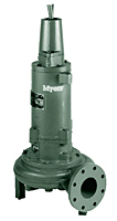 Myers® 4VHA and 4VHAX Series 4 in. Non-Clog Wastewater Pumps