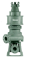 Myers® 4VCDP and 4VCXDP Series 4 in Non-Clog Wastewater Pumps