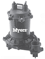 Myers® ME40AG Series Submersible Agricultural Pumps