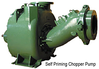 System Components-3 (Self Priming Chopper Pump)