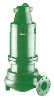 Myers® 4VC and 4VCX 4 in. Non-Clog Wastewater Pumps