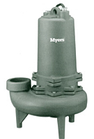 Myers® 3MW SERIES 3 in. Non-Clog Wastewater Pumps