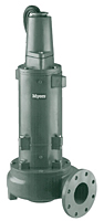 Myers® 4VH and 4VHX 4 in. Non-Clog Wastewater Pumps
