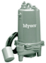 Myers® MG200 Series 2 HP Grinder Pumps
